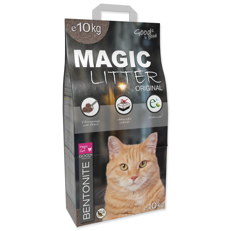 Kočkolit MAGIC LITTER Bentonite Original