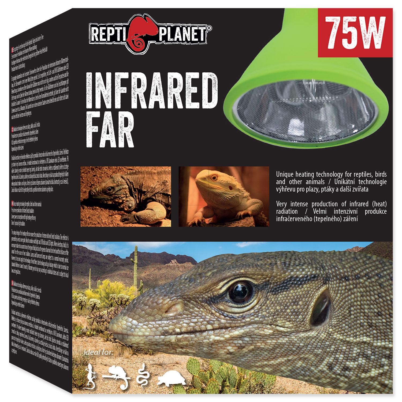 Žárovka REPTI PLANET Far Infrared HEAT