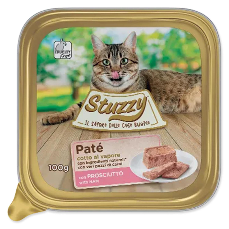 Vanička MISTER STUZZY Cat šunka