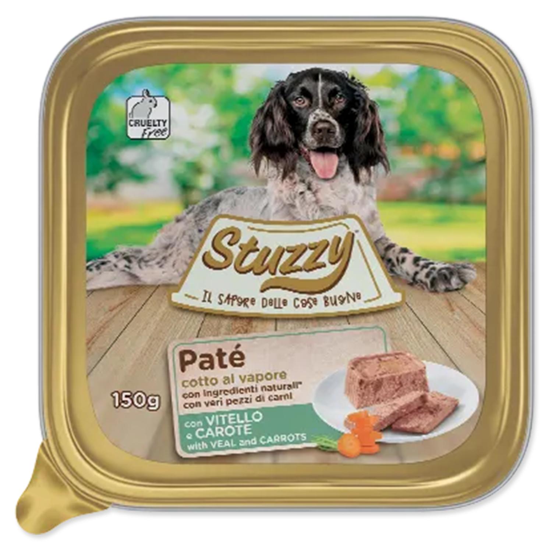 Vanička MISTER STUZZY Dog telecí + mrkev