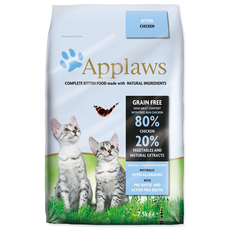 APPLAWS Dry Kitten 7.5kg
