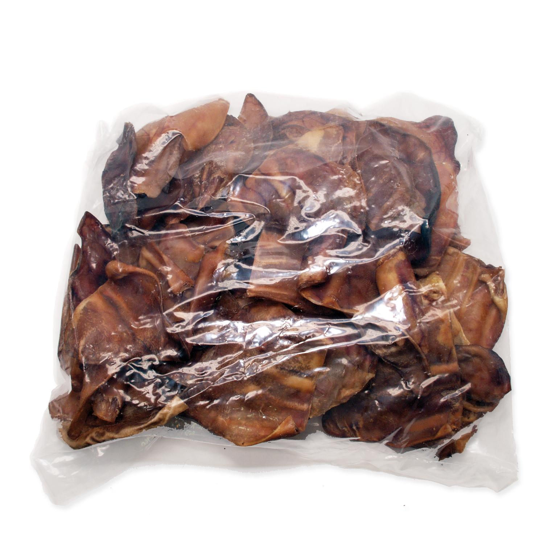 Ucho RASCO vepřové sušené