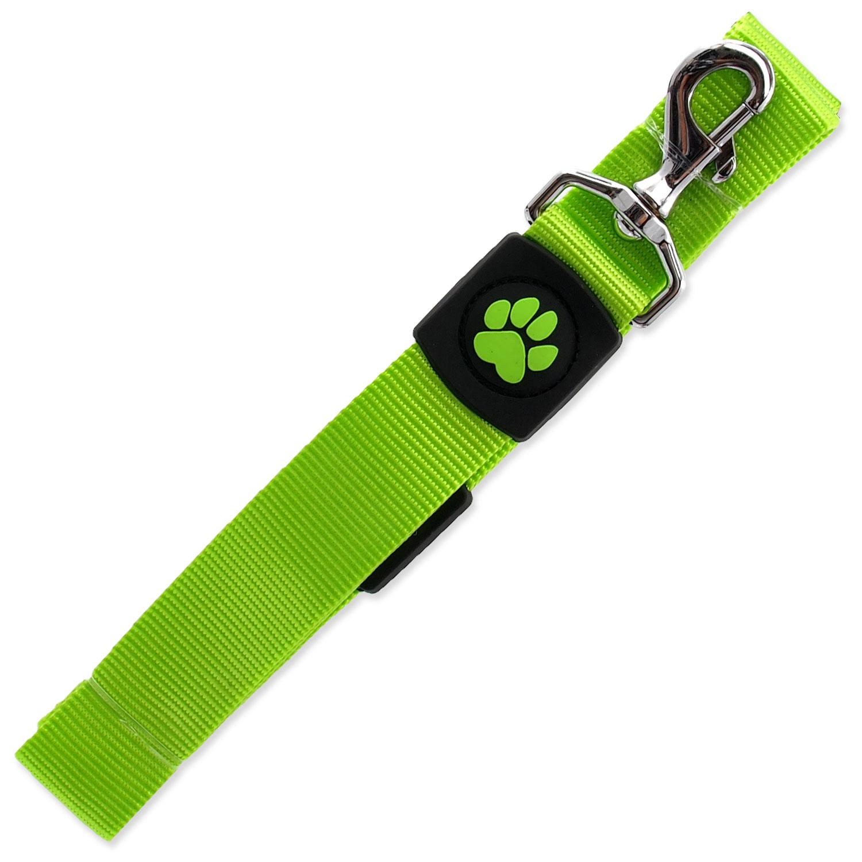 Vodítko ACTIVE DOG Premium limetkové XL