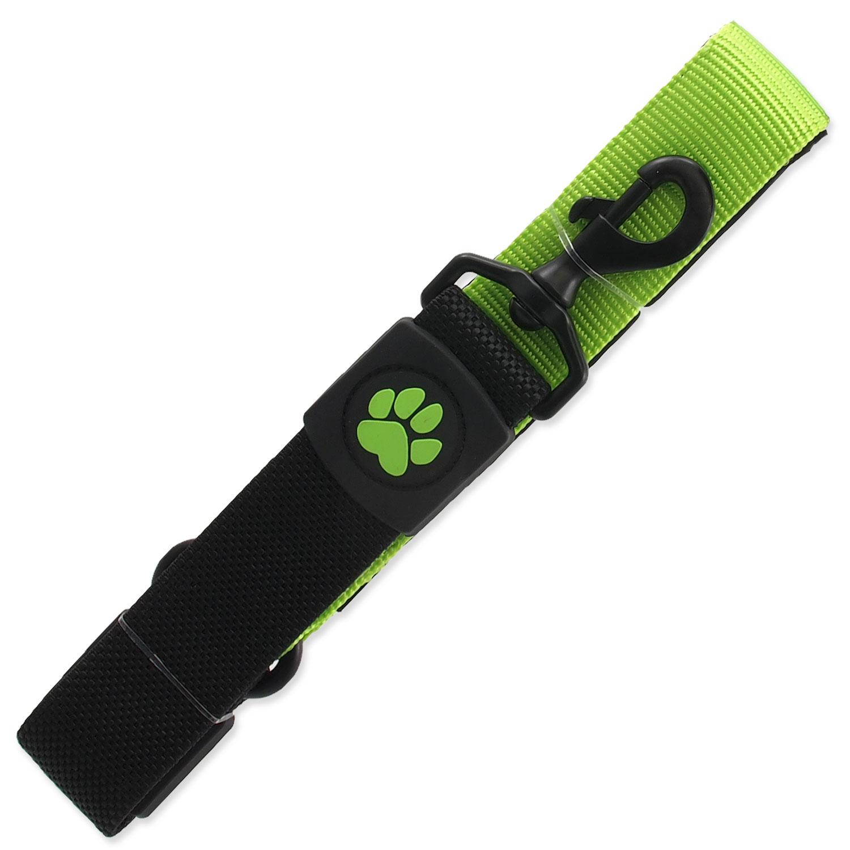 Vodítko ACTIVE DOG Bungee Neoprene limetkové XL