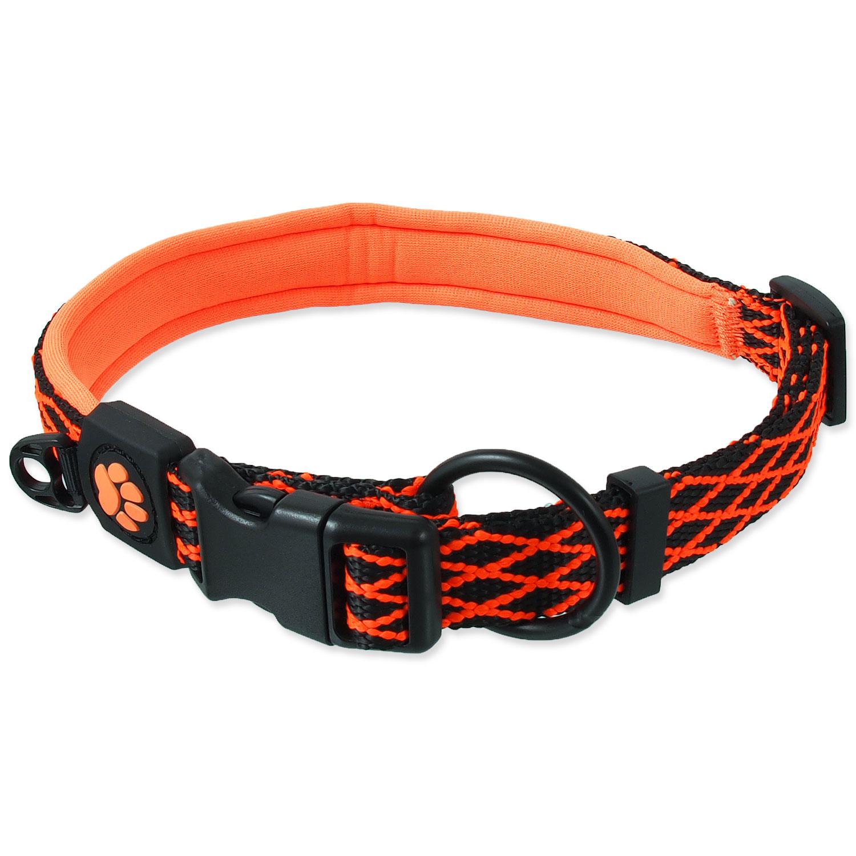 Obojek ACTIVE DOG Mystic oranžový XL