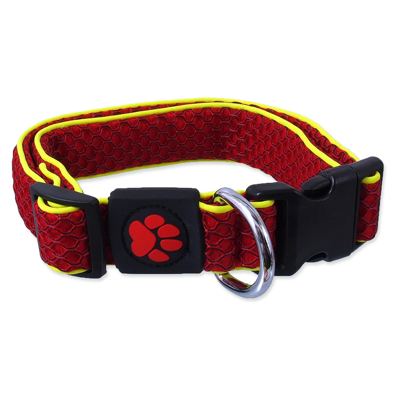 Obojek ACTIVE DOG Mellow červený M