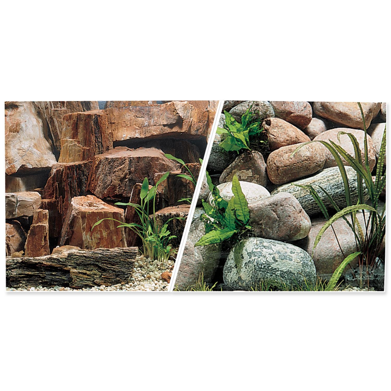 Pozadí MARINA tapeta oboustranné kameny 45 cm
