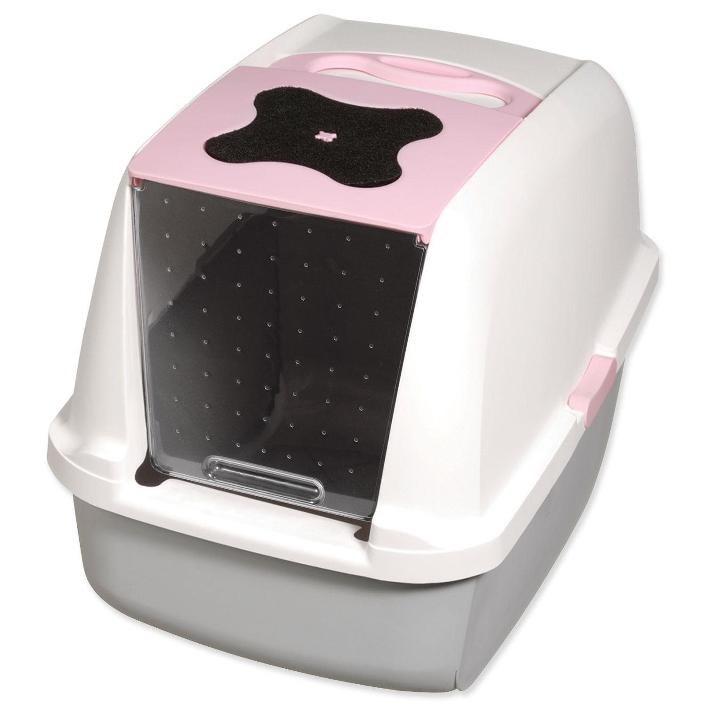 Toaleta CATIT Design růžová 56 cm
