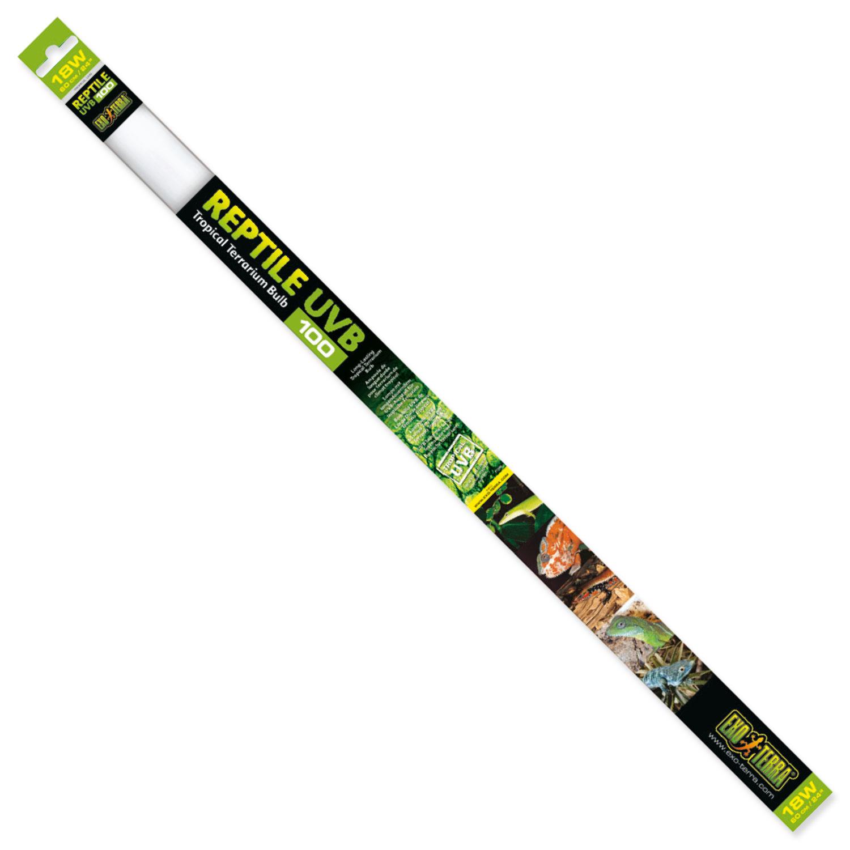 Zářivka EXO TERRA Reptile T8 UVB 100 (dříve UVB5.0) 60 cm