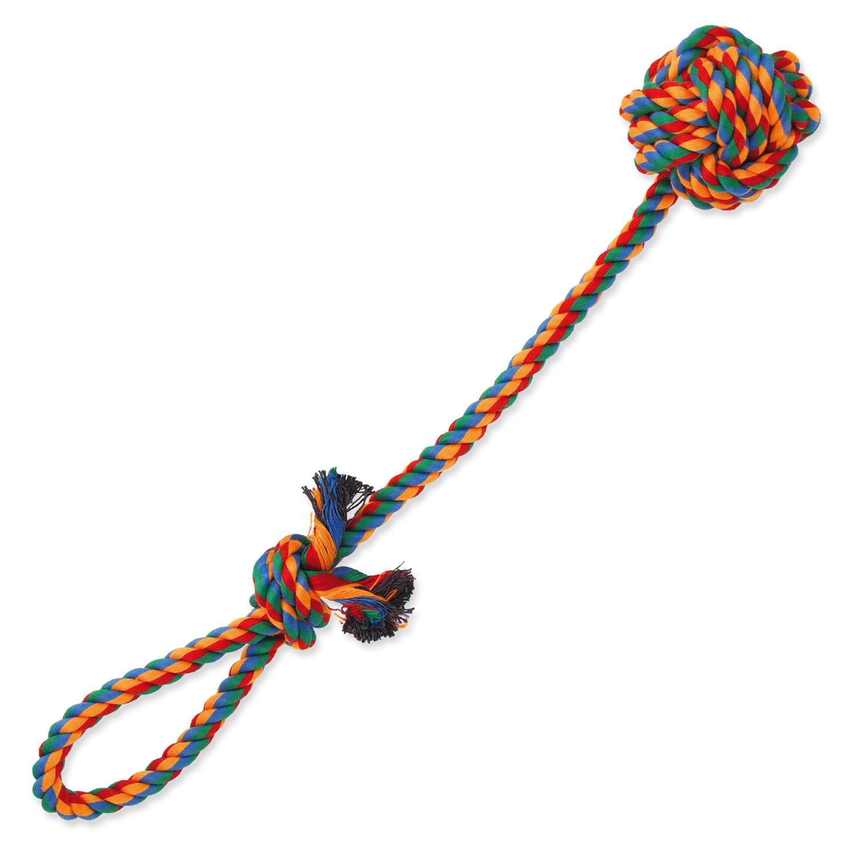 Přetahovadlo DOG FANTASY házecí barevné 45 cm