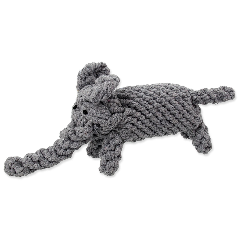 Hračka DOG FANTASY Slon 40 cm