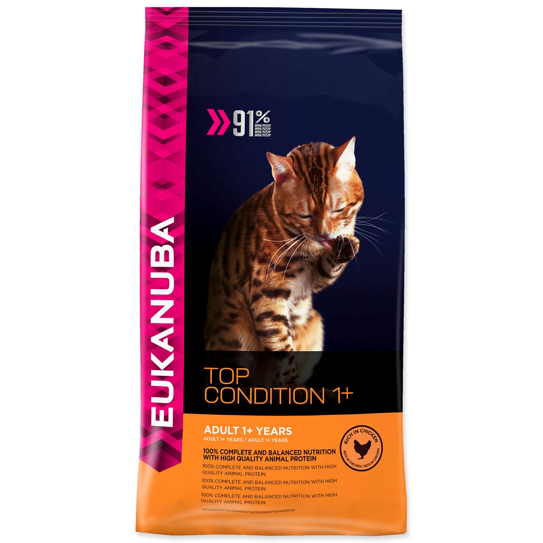 EUKANUBA Cat Adult Top Condition 1+ 400g