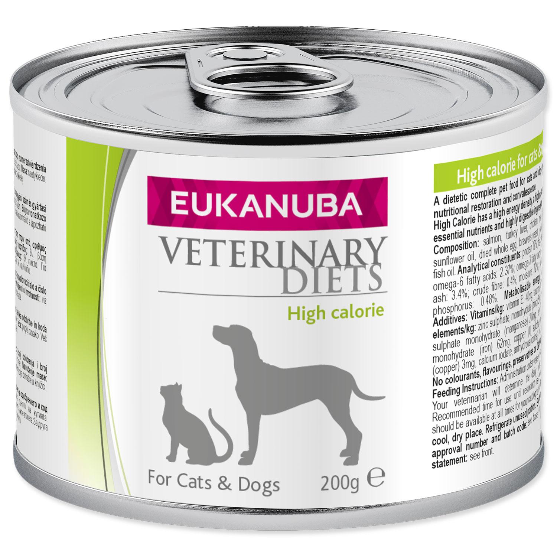 EUKANUBA VD High Calorie Cat & Dog konzerva