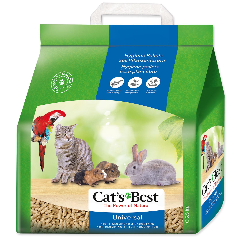 Kočkolit JRS Cat's Best Universal