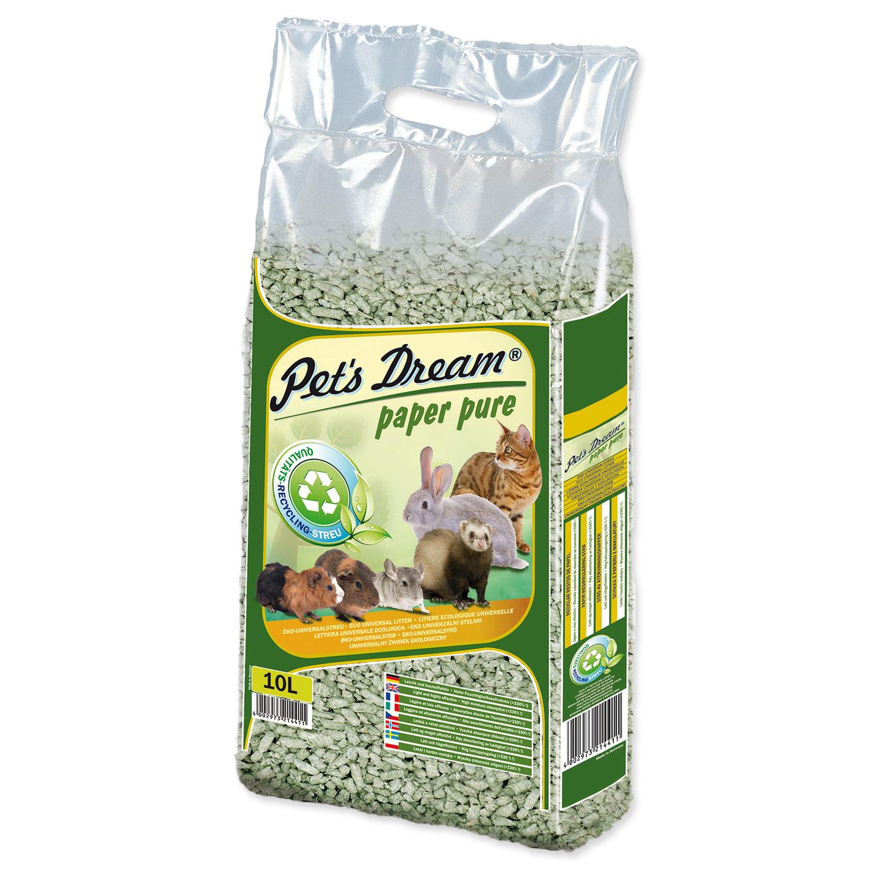 Pelety JRS Pet's Dream Paper Pure