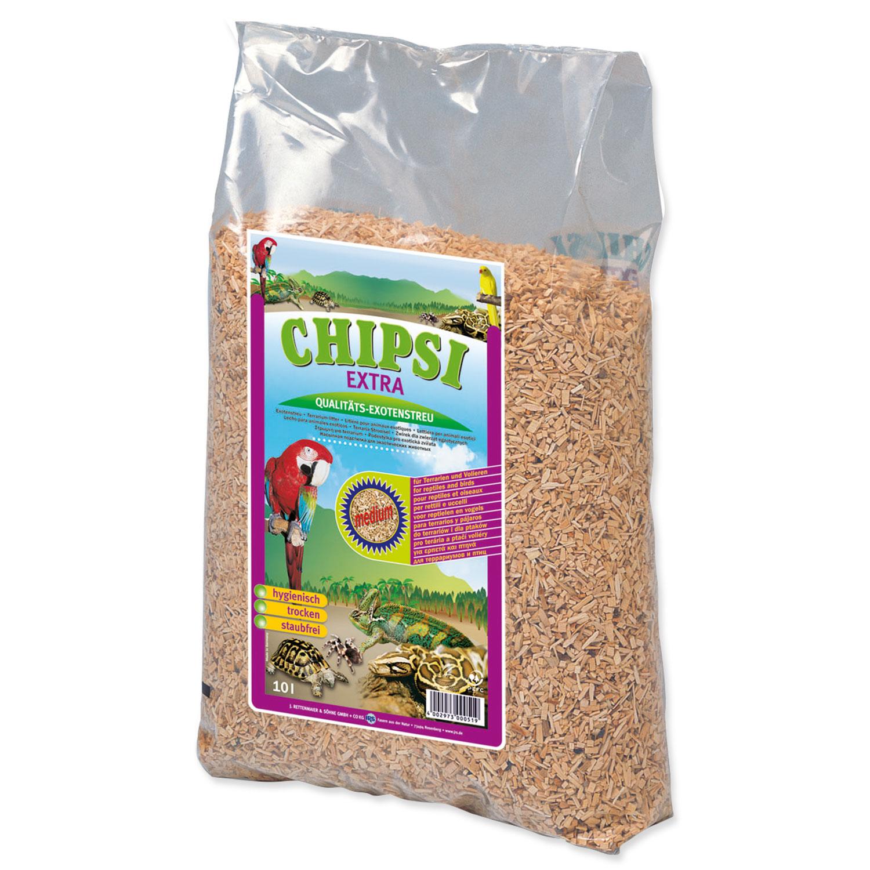 Granulát JRS Chipsi Extra Medium