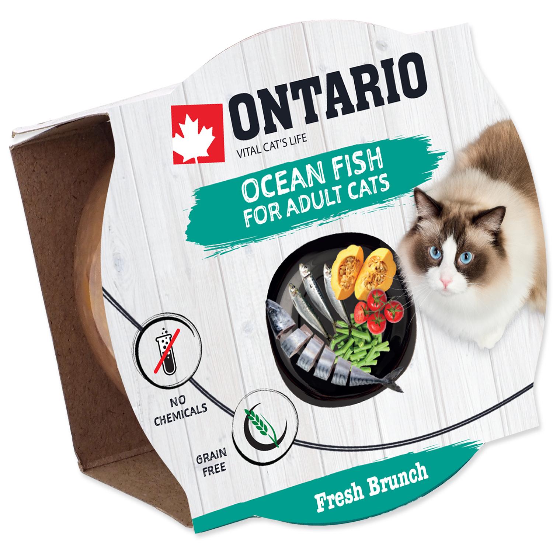 Kalíšek ONTARIO Fresh Brunch Ocean Fish