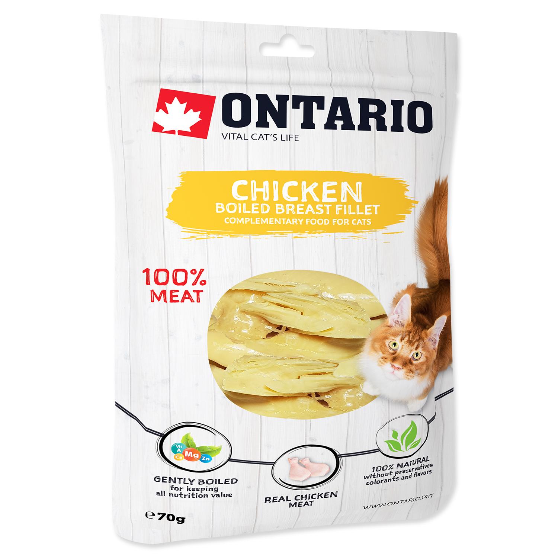 ONTARIO Boiled Chicken Breast Fillet