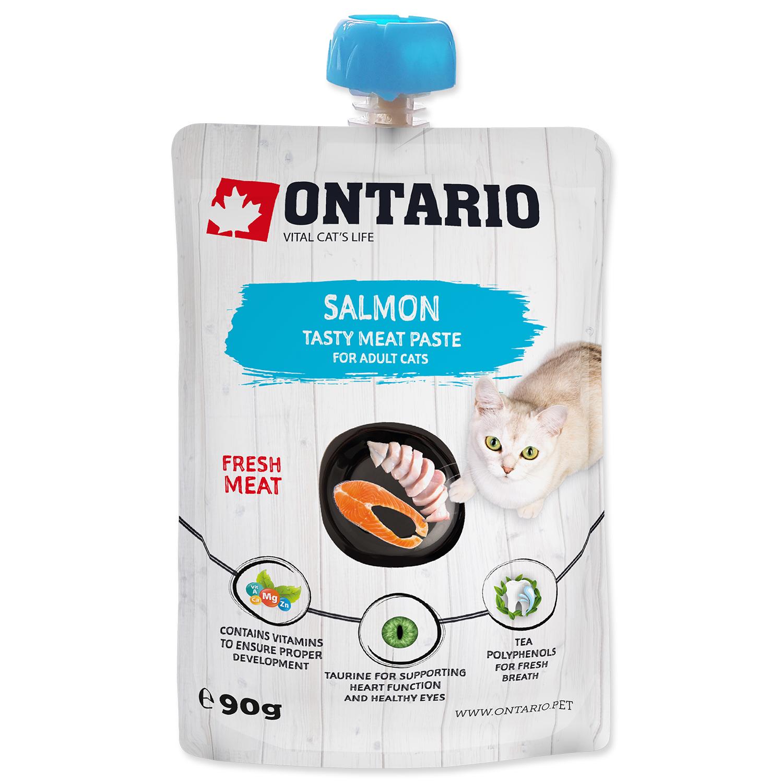ONTARIO Salmon Fresh Meat Paste