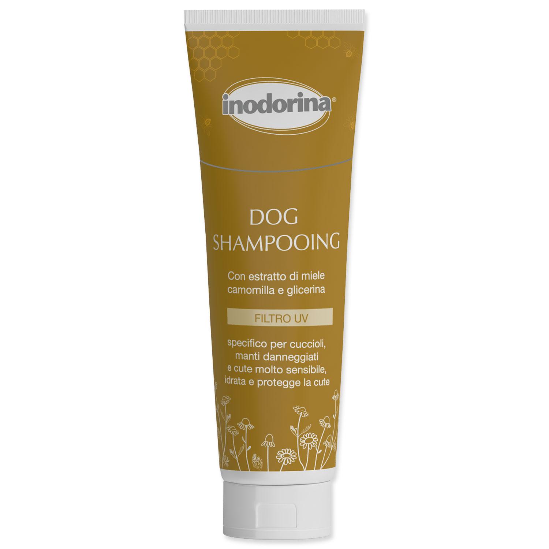 Šampon INODORINA pro štěňata a citlivou srstí