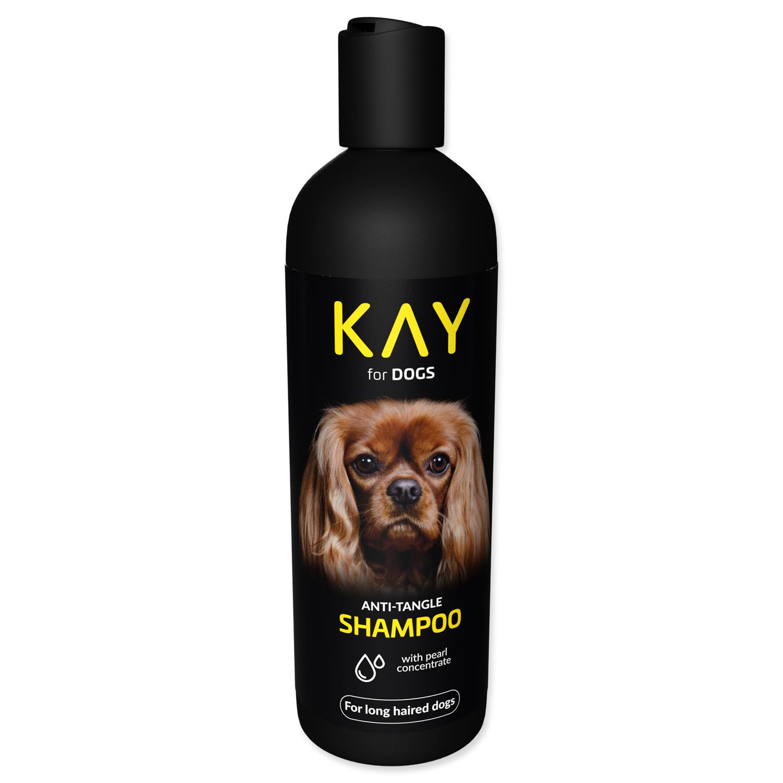 Šampon KAY for DOG proti zacuchání