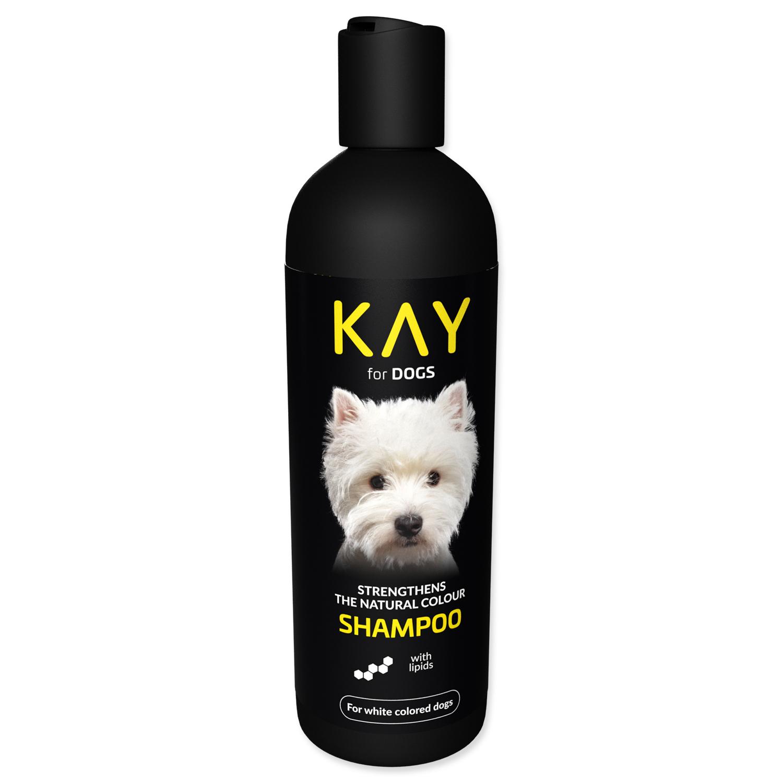 Šampon KAY for DOG pro bílou srst