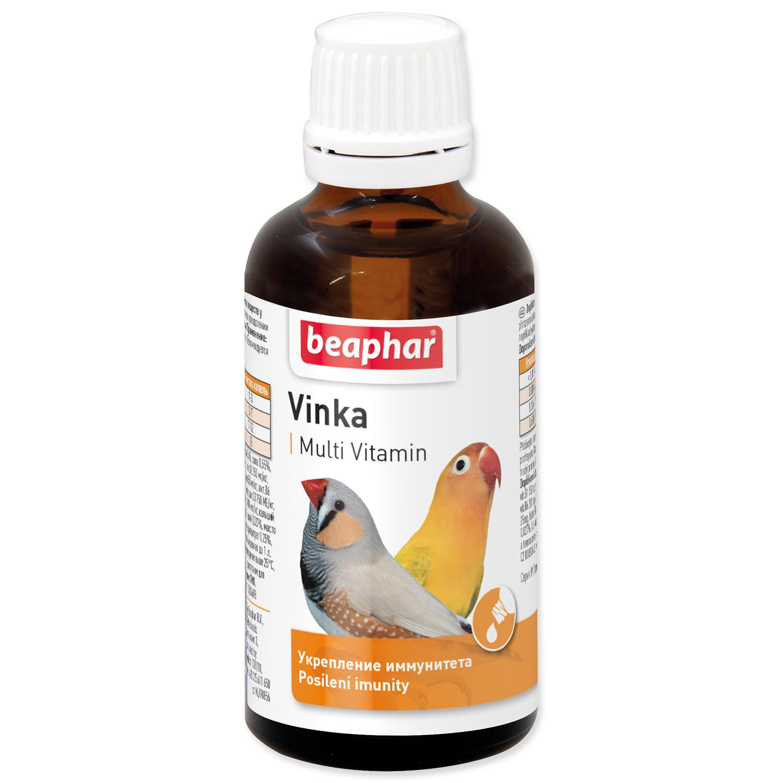 Kapky BEAPHAR Vinka vitamínové