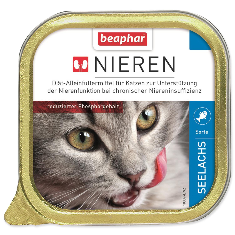 Paštika BEAPHAR Renální dieta pro kočky s treskou