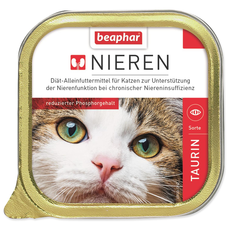 Paštika BEAPHAR Renální dieta pro kočky s taurinem