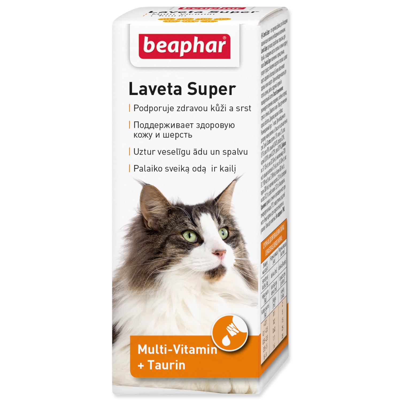 Kapky BEAPHAR Laveta Super vyživující srst