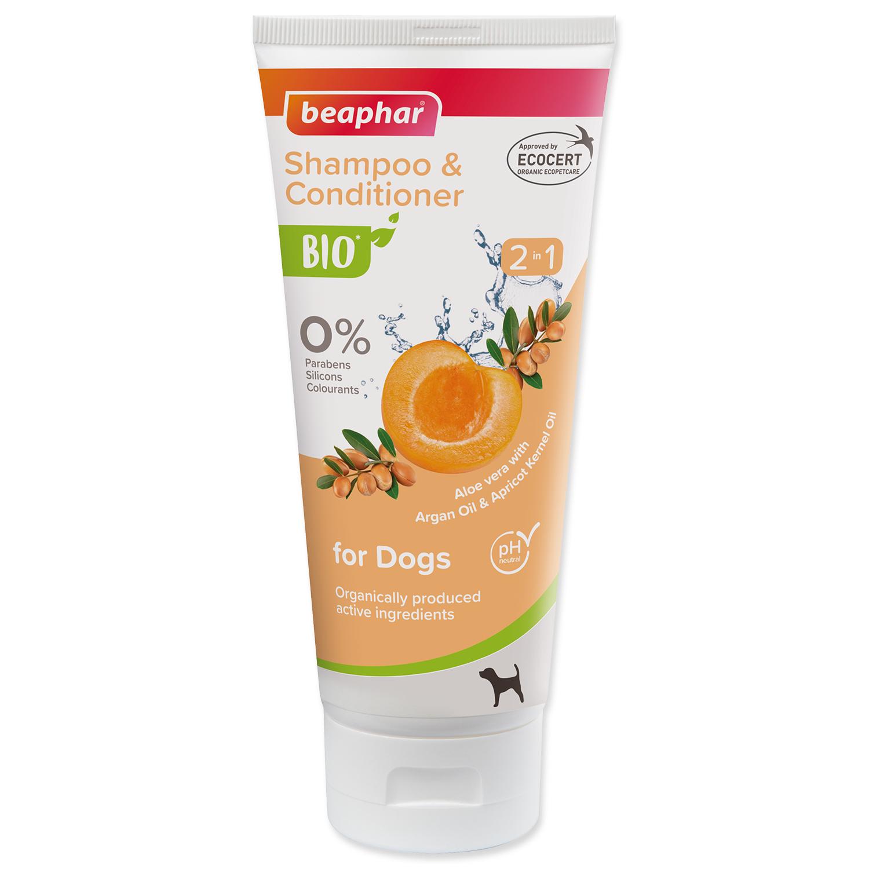 Šampon BEAPHAR BIO s kondicionérem 2v1