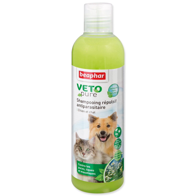 Šampon Beaphar BIO proti blechám, klíšťatům a komárům pro psy a kočky