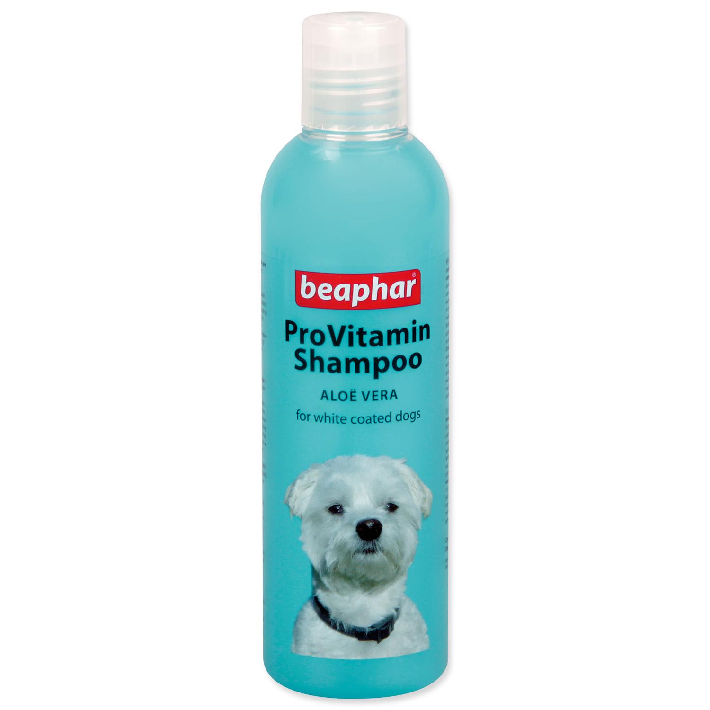 Šampon BEAPHAR ProVitamin pro bílou srst