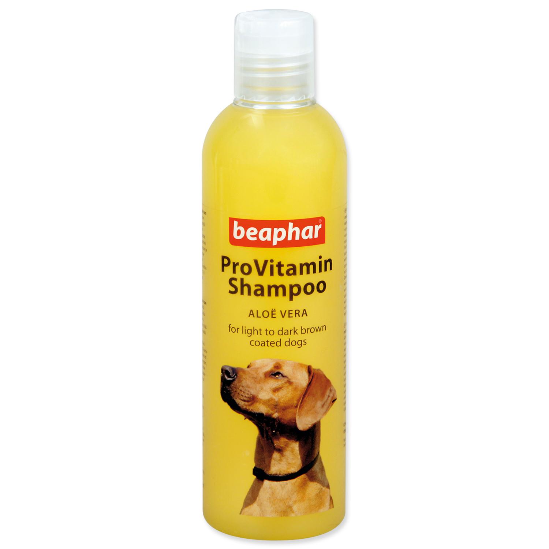Šampon BEAPHAR ProVitamin pro zlatou a hnědou srst