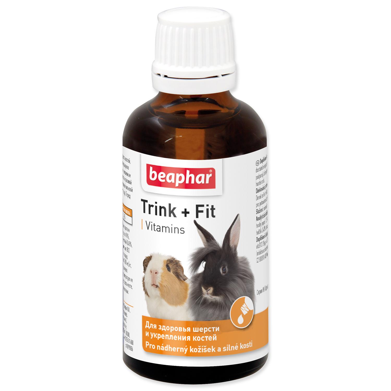 Kapky BEAPHAR Trink Fit vitamínové