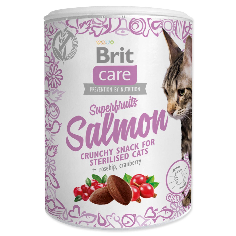 BRIT Care Cat Snack Superfruits Salmon