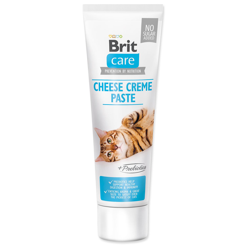 BRIT Care Cat Paste Cheese Creme enriched with Prebiotics