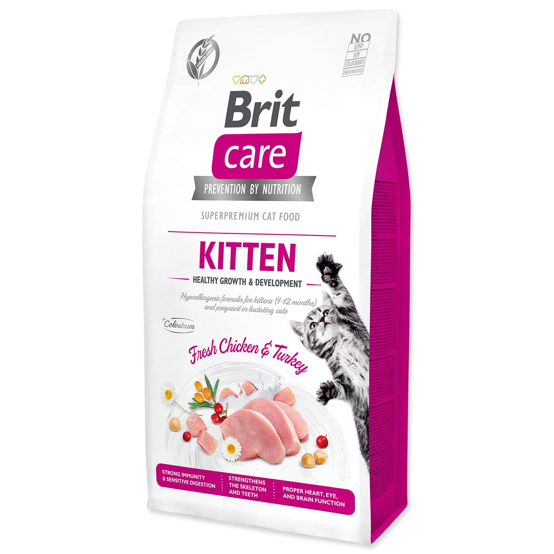 BRIT Care Cat Grain-Free Kitten Healthy Growth & Development