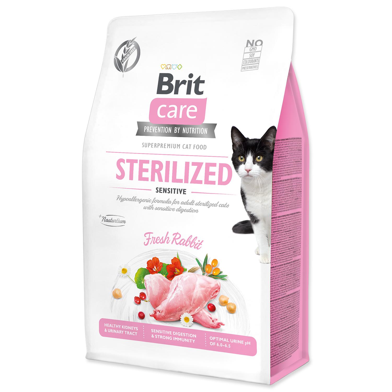 BRIT Care Cat Grain-Free Sterilized Sensitive