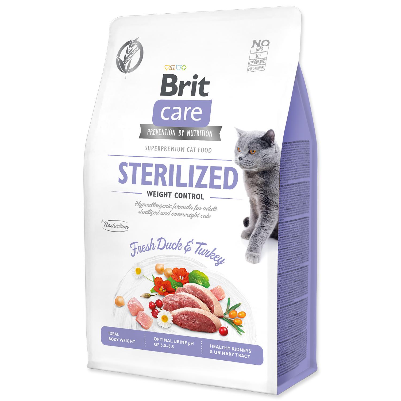 BRIT Care Cat Grain-Free Sterilized Weight Control