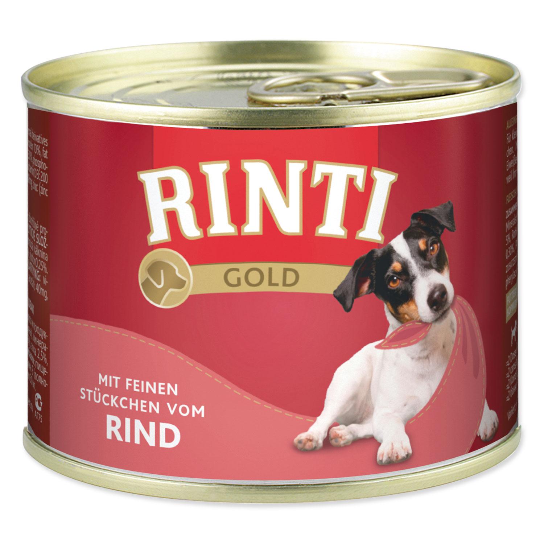 Konzerva RINTI Gold hovězí
