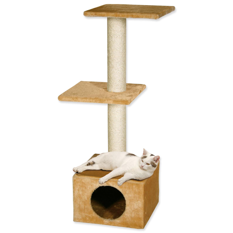 Odpočívadlo MAGIC CAT Alexia béžové 109 cm