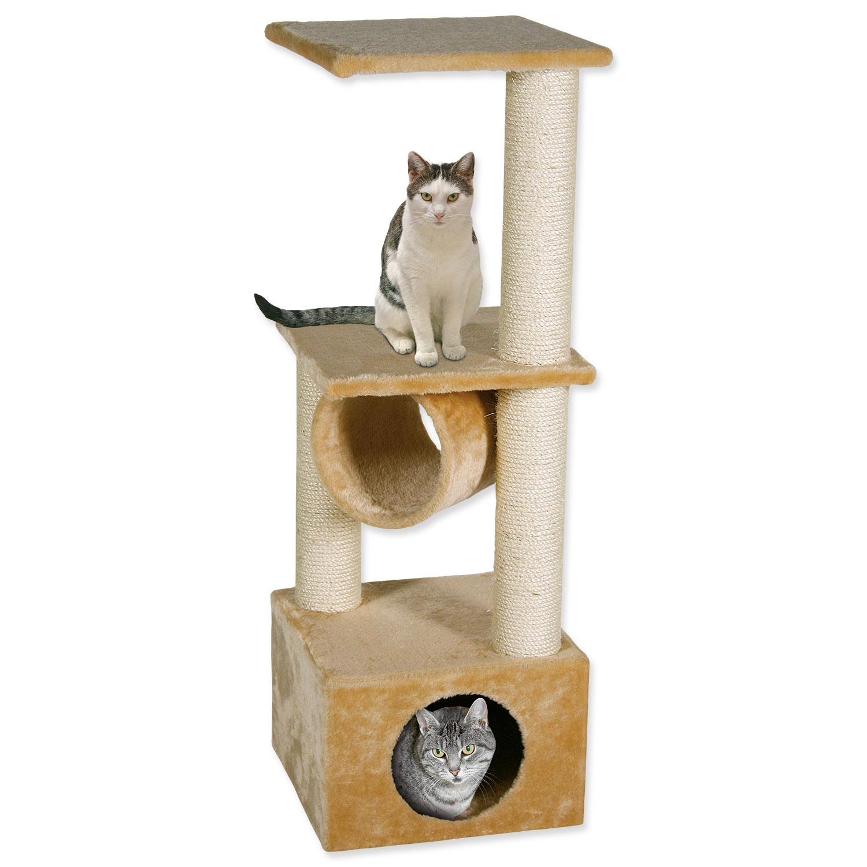 Odpočívadlo MAGIC CAT Tamara béžové 109 cm