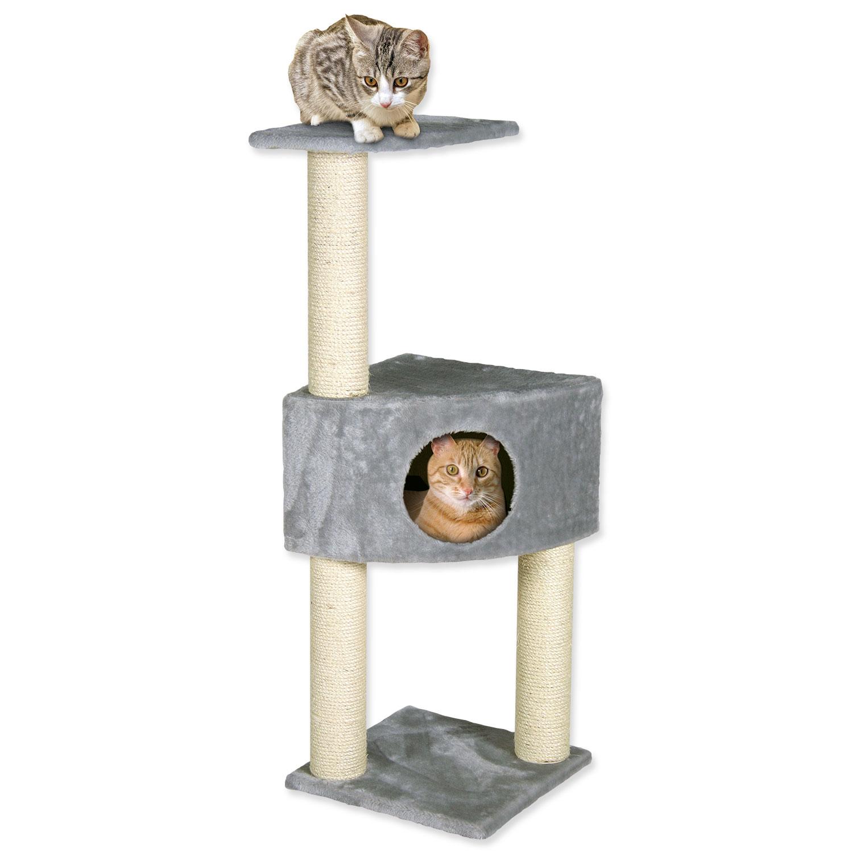 Odpočívadlo MAGIC CAT Irena šedé 109 cm 1ks