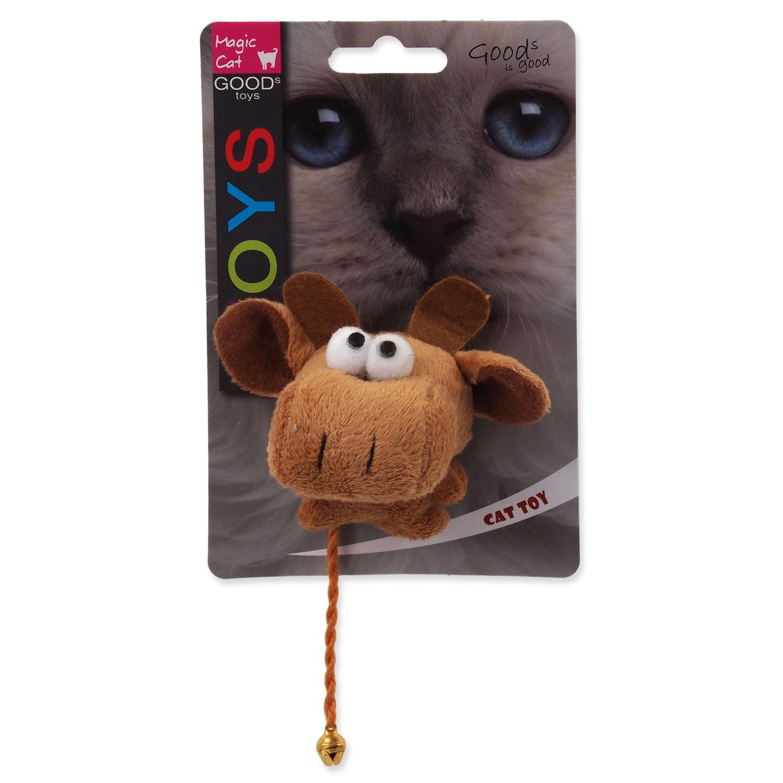 Hračka MAGIC CAT zvířátko plyšové mix 13-17 cm 1ks