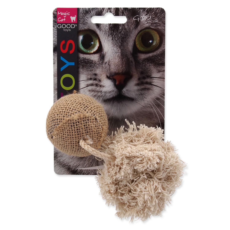 Hračka MAGIC CAT s catnipem mix 7-13 cm 1ks
