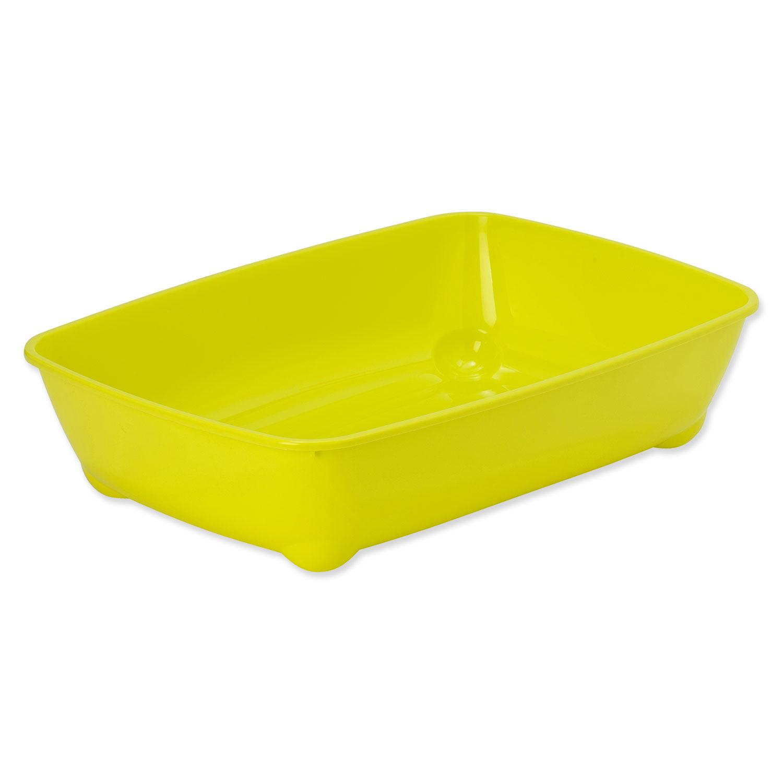 Toaleta MAGIC CAT Economy žlutá 42 cm