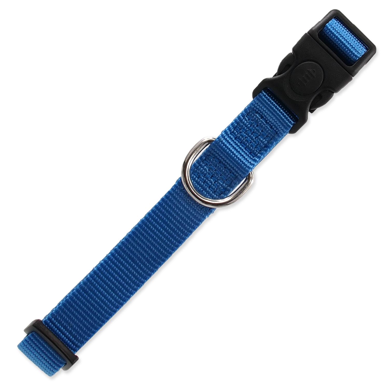 Obojek DOG FANTASY Classic modrý M