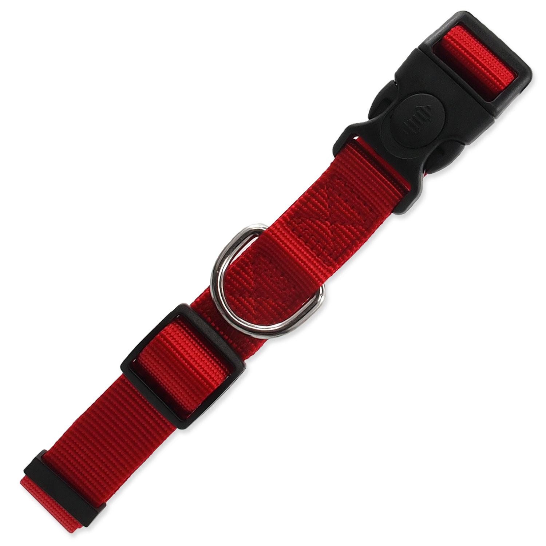 Obojek DOG FANTASY Classic červený L