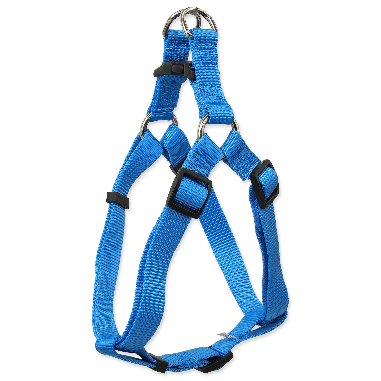 Postroj DOG FANTASY Classic modrý XL